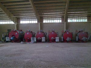 دیگ های بخار صادراتی به ونزوئلا