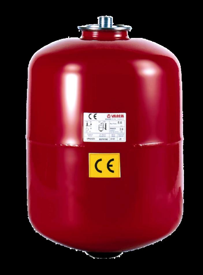 مخزن انبساط مورد استفاده در سیستمهای گرمایشی