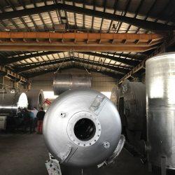 کارخانه آروین بخار